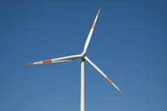 близкая турбина ротора вверх по ветру Стоковые Изображения