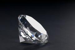 близкий диамант вверх Стоковое фото RF