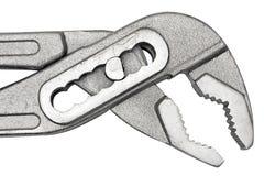 близкий ключ w взгляда трубы путя Стоковые Изображения
