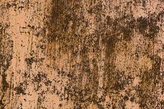 близкий металл заржавел бак вверх Стоковое Фото