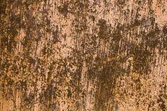 близкий металл заржавел бак вверх Стоковое Изображение RF