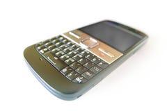 близкий мобильный телефон вверх Стоковое Изображение