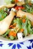 близкий салат вверх Стоковые Фотографии RF