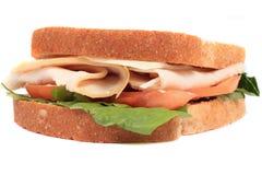 близкий сандвич вверх Стоковая Фотография RF
