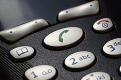 близкий телефон вверх стоковое фото