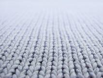 близкий knitwear вверх Стоковая Фотография RF