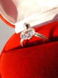 близкое кольцо вверх стоковое изображение