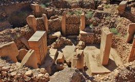 Близкое окружение Gobekli Tepe Стоковые Фото