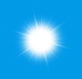близкое солнце к бесплатная иллюстрация