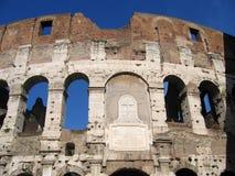 близкое colosseum вверх Стоковое Изображение