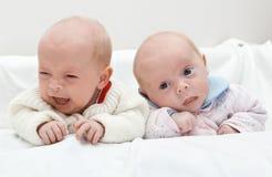 близнец сестер Стоковые Изображения RF