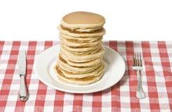блинчик завтрака Стоковая Фотография RF