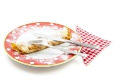 блинчик обеда Стоковое Изображение