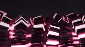 блоки абстрактной технологии 4K