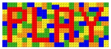 Блоки конструкции Стоковые Изображения