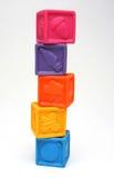 блоки мягкие Стоковое Изображение RF