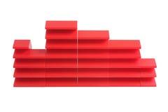 Блоки пластмассы Стоковые Изображения