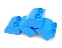 блоки строя пластмассу Стоковые Изображения RF