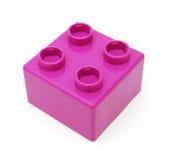 блоки строя пластмассу Стоковые Изображения