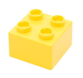блоки строя пластмассу Стоковая Фотография RF