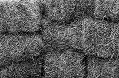 Блоки Monochrome предпосылки картины деревенской серые hay фон eco основания заготовки света сухой травы стоковые фото