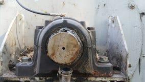 Блок гнезда под подшипник поддержки, тавот refill обслуживания Preventine автоматический стоковая фотография