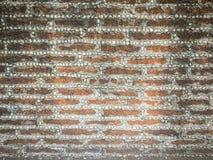 Блок и гравий камня Laterite бросаются картина в фене границы стоковые фото