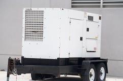 блок портативной машинки генератора Стоковая Фотография RF