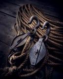 Блок & снасть Стоковая Фотография RF