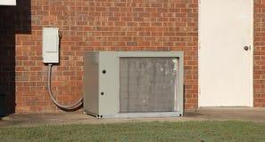 Блок AC стоковая фотография