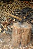 блок choping Стоковое Изображение RF