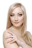 блондинка красотки Стоковые Фотографии RF