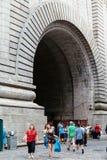 Блошиный рынок Бруклина в DUMBO в Нью-Йорке стоковые изображения rf
