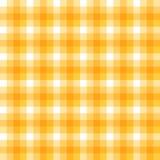 Богатое золото и белая checkered картина Стоковое фото RF