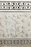 Богато украшенная мраморная работа и инкрустированный камень стоковые изображения rf