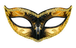 Богато украшенные маски Стоковое Изображение