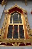 Богато украшенный окно Стоковая Фотография