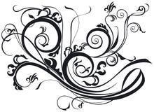 богато украшенный перечень Стоковые Фото