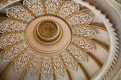 богато украшенный португалка дворца Стоковые Изображения RF