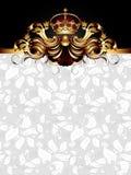 Богато украшенный рамка Стоковые Фотографии RF