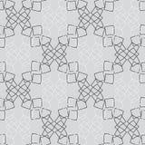 Богато украшенный ромбовидный узор 1866 основали вектор вала постепеновского изображения Чюарлес Даршин безшовный Стоковое Изображение RF