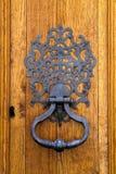 Богато украшенный knocker Стоковое Фото