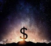 Богатство и доход Мультимедиа Мультимедиа стоковая фотография rf
