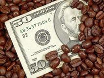 богачи кофе Стоковые Фото