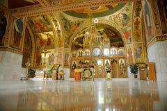 богачи церков нутряные Стоковое Фото