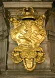 богемский львев Стоковая Фотография RF