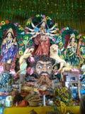 Богина Durga Стоковая Фотография RF