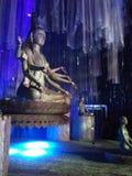 Богина Durga Стоковое Изображение