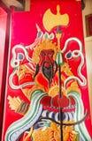 Богина Hong Kong моря виска Hau олова двери Guan Yu Стоковое Изображение RF