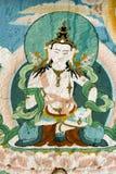 богина tibetian стоковое фото